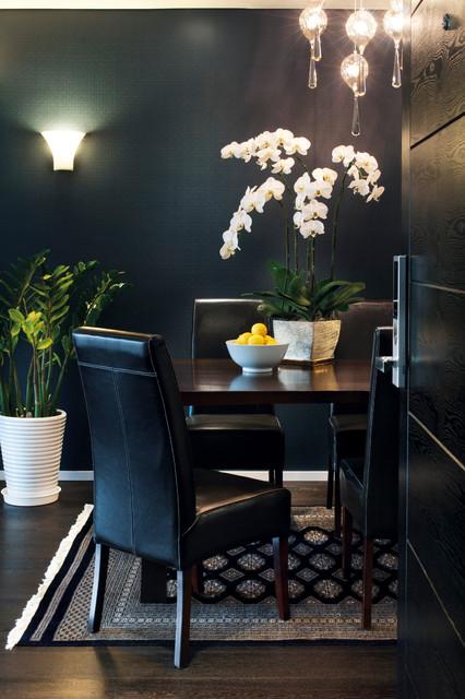 Jade Garden contemporary-dining-room
