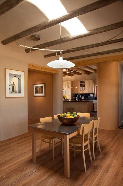 Jamey and Esha Stillings Residence contemporary-dining-room