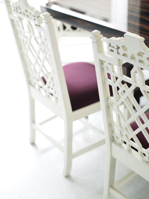 Jamie Herzlinger modern-dining-room