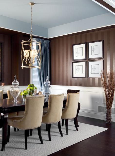 Jane Lockhart Interior Design traditional-dining-room