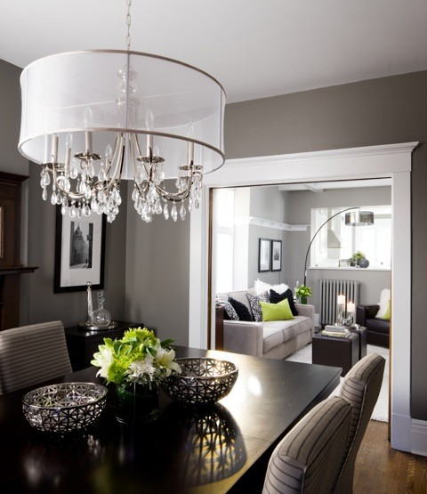 Jane Lockhart Traditional Dining Room Toronto by Jane