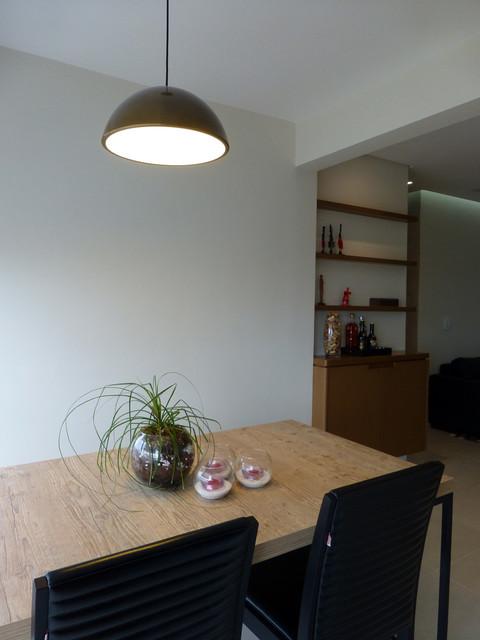 Jd. Bonfiglioli - SP contemporary-dining-room