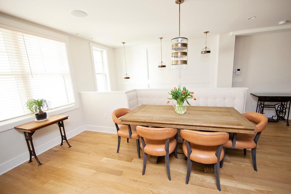 Jefferson Street Home - Farmhouse - Dining Room - New York ...