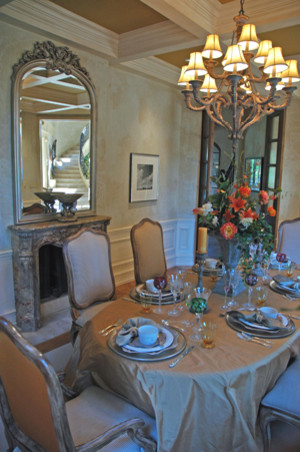 Jessica Hall Associates traditional dining room