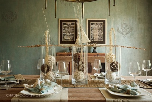 JoAnn Romano eclectic-dining-room