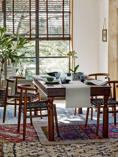 john lewis fusion dining room eclectic dining room