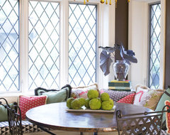 Joni Spear Interior Design traditional-dining-room