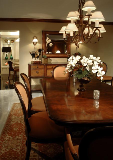 Joyce Shore Interior Designer traditional-dining-room