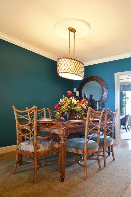 July 2015 Tropical Dining Room Other By Patrick