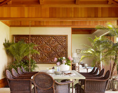 Kanae Lot 1 tropical dining room