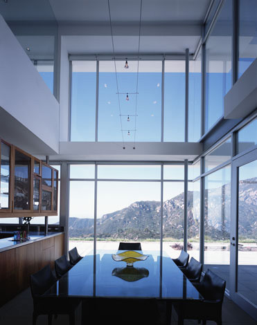 KANNER ARCHITECTS modern dining room