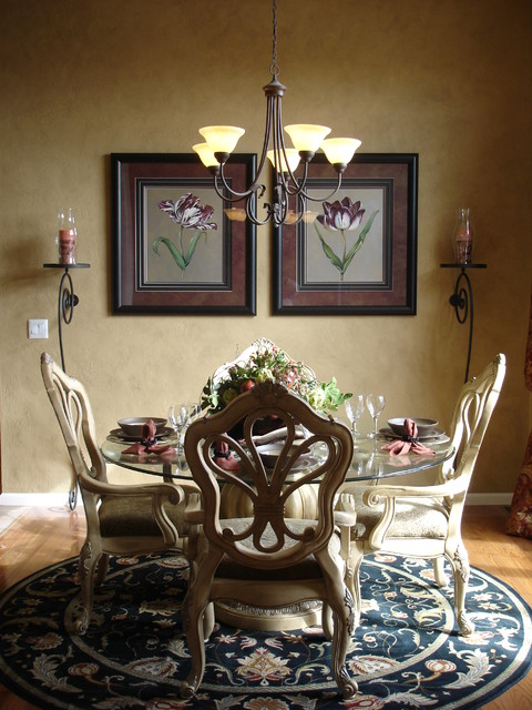Kappert Construction Display Home traditional-dining-room