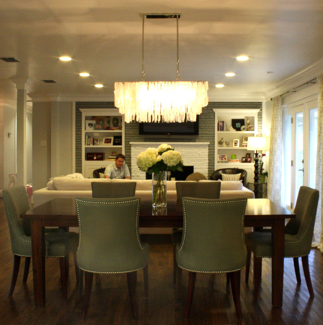 kara weik 2012 houzz transitional dining room
