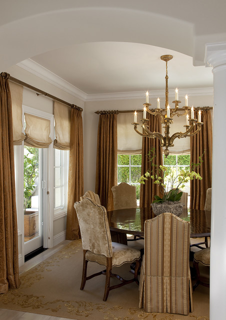 Kathy Bloodworth traditional-dining-room