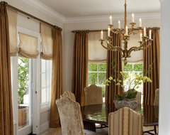 Kathy Bloodworth traditional dining room