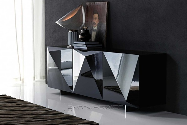 Kayak Modern Sideboard Buffet - Contemporary - Dining Room - Philadelphia - by RoomService 360