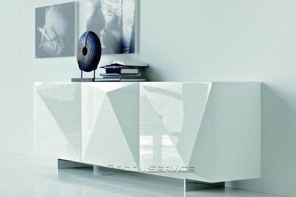 Kayak modern sideboard buffet contemporary dining room for Modern dining room buffets