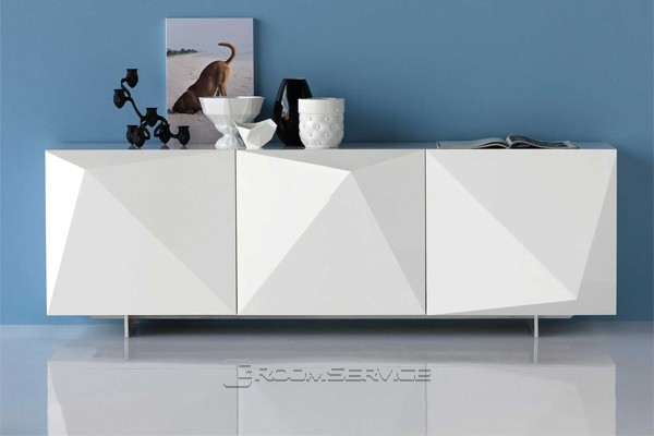 Kayak Modern Sideboard Buffet - Contemporary - Dining Room ...