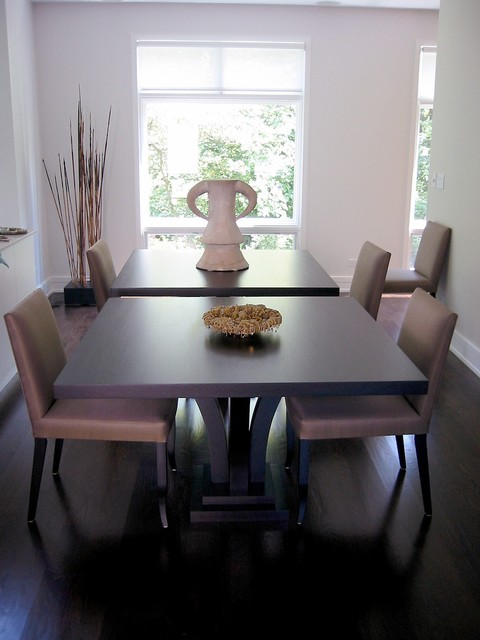 Kelly Cleveland Interiors modern-dining-room