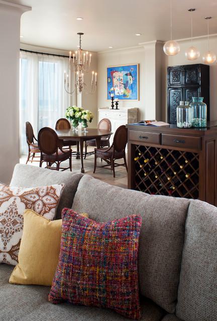 Kelly Residence dining-room