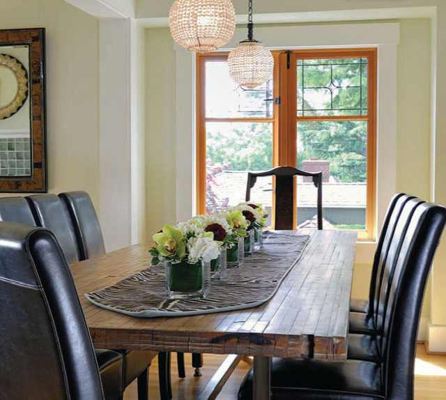Kevin Richards traditional-dining-room