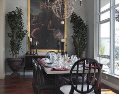 kimberlee Jaynes eclectic-dining-room
