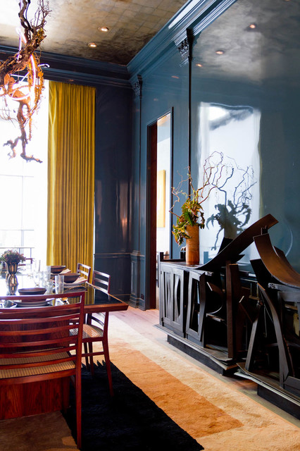 Kips bay 2013 contemporary dining room new york by for Dining room 56 willoughby street