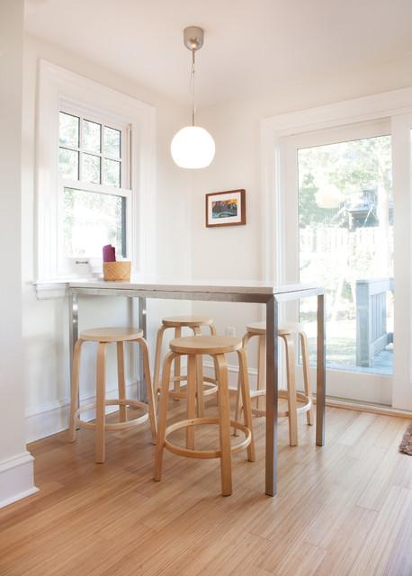 KItchen Bala Cynwyd PA Contemporary Dining Room  : contemporary dining room from www.houzz.com size 458 x 640 jpeg 68kB