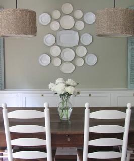 Kitchen Banquette eclectic-kitchen