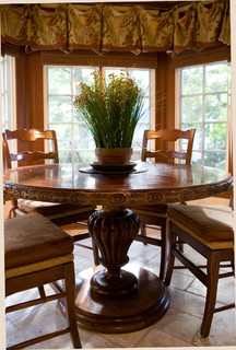 Kitchen Breakfast Area - Traditional - Dining Room - new ...
