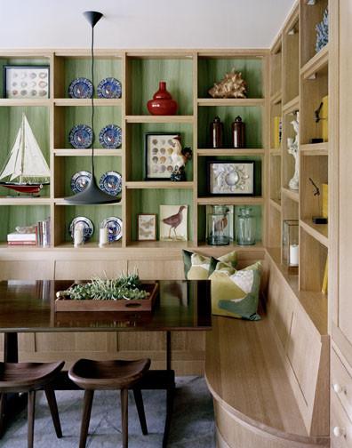 kitchen modern-dining-room
