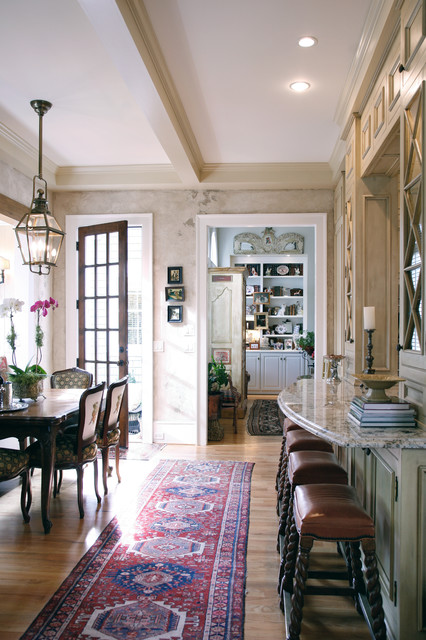 Kitchen traditional-dining-room