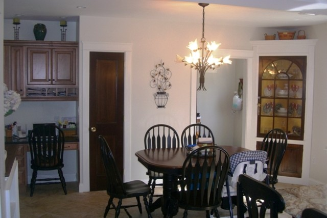 Kitchen Projects traditional-dining-room