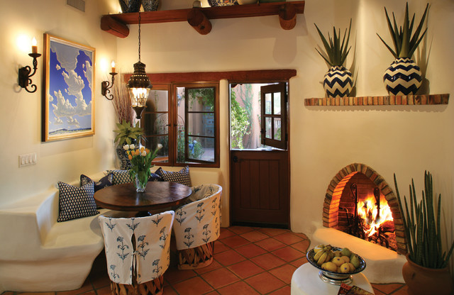 kitchen remodel - southwestern - dining room - phoenix