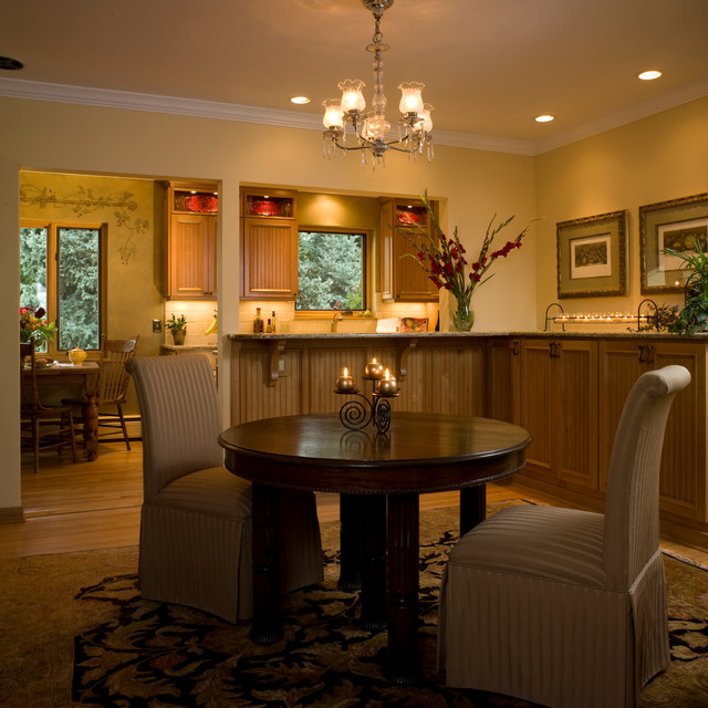 Kitchens Breakfast Dining Rooms Photo Gallery: Kitchen Renovation 1940s Bungalow