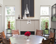 Kitchen eclectic-dining-room
