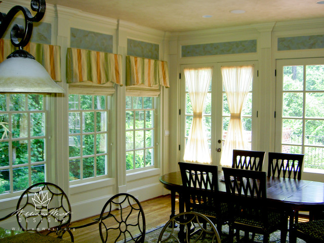 Kitchens and Dining Rooms traditional-dining-room