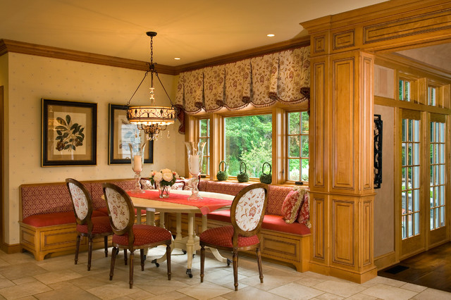 Kitchens traditional-dining-room