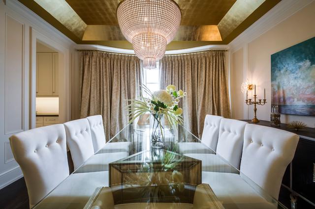 Kleinburg Private Residence modern-dining-room