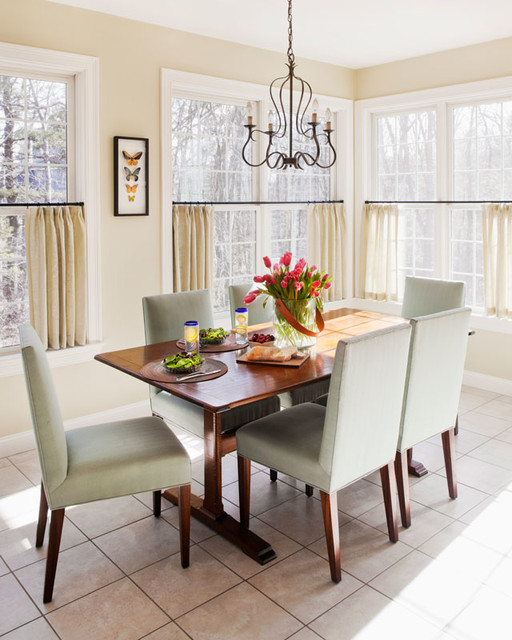 Kmidesign new england family home dining room for New england dining room ideas