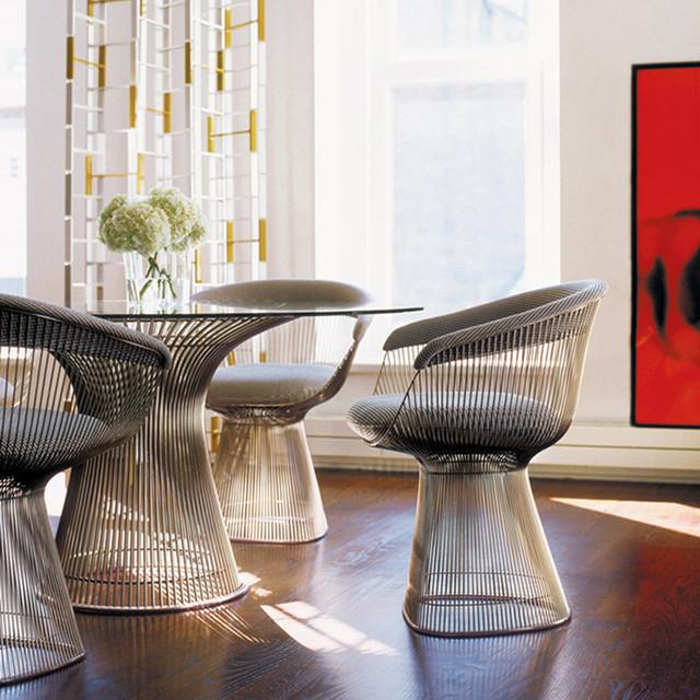 Knoll modern-dining-room