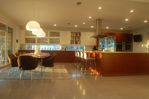 Knollwood Dining modern dining room