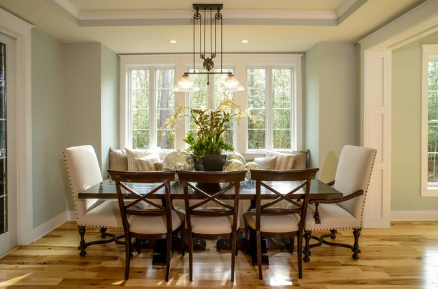 Kousa Creek 2012 Southern Living Showcase Home Traditional Dining Room
