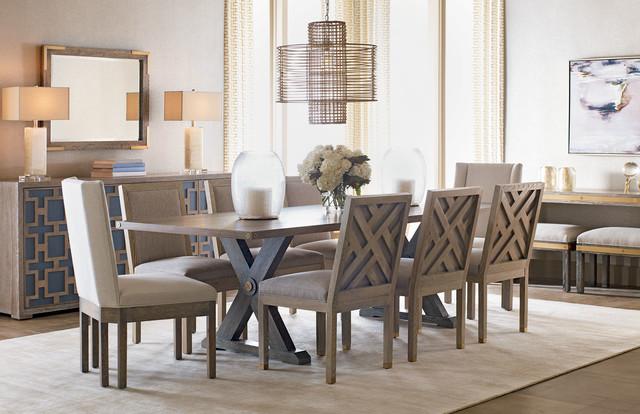 Kravet Furniture Dining Modern Dining Room New York By Kravet