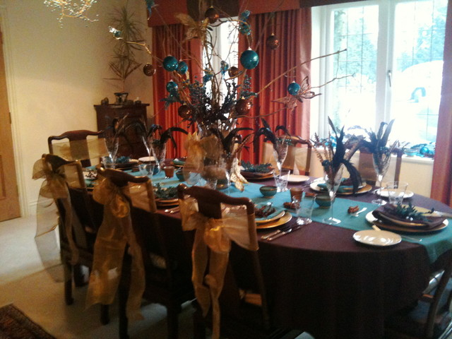Krissie Streatfield eclectic-dining-room
