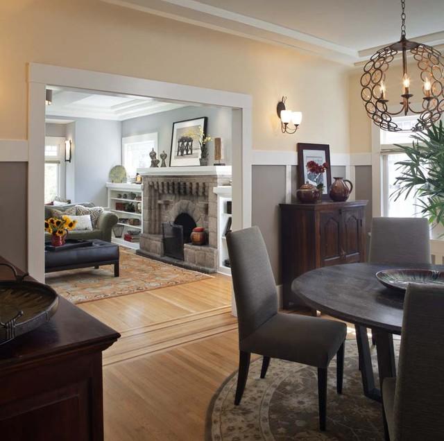 Kristina Wolf Design contemporary-dining-room