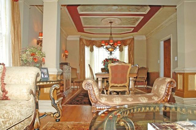 Kurtz traditional-dining-room