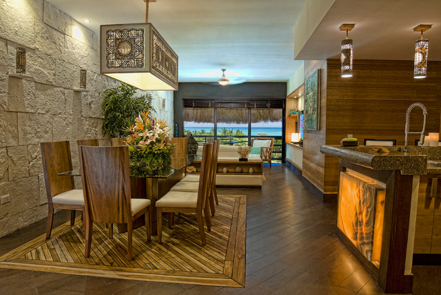 la divina exotique salle manger autres p rim tres par pedro ojeda arquitecto. Black Bedroom Furniture Sets. Home Design Ideas