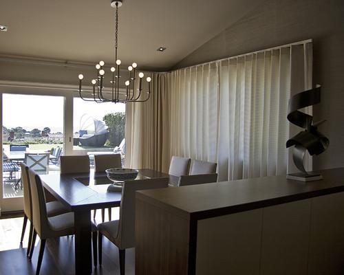 Design Portfolio eclectic dining room