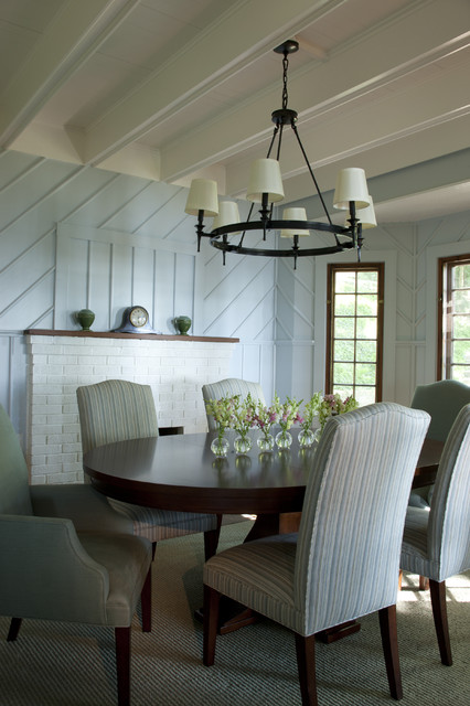 Lake Cottage Dining Room